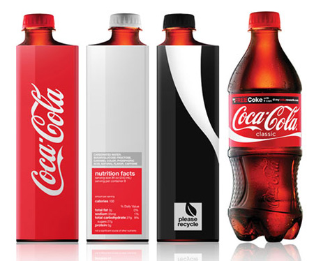 Coke Packaging Concept