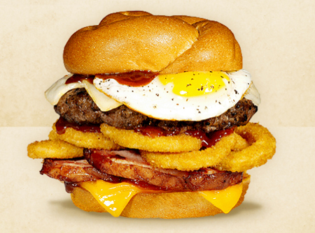 The Highwayman Cheeseburger
