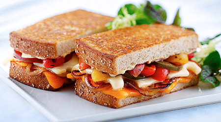 The Heartland Grilled Cheese