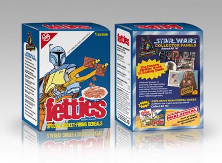 Boba Fett Cereal