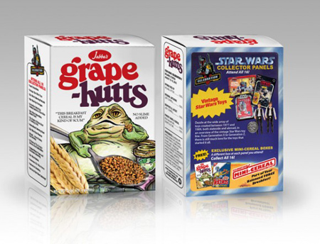 Jabba the Hutt Cereal