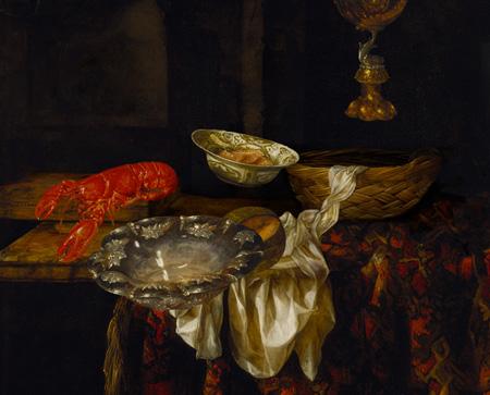 Banquet Still Life