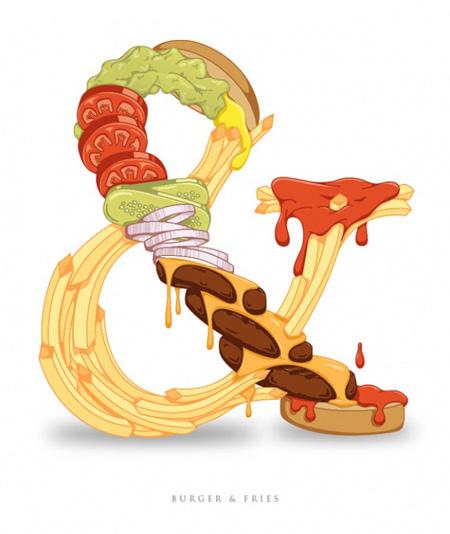 Ampersand Food Groups, Burger & Fries
