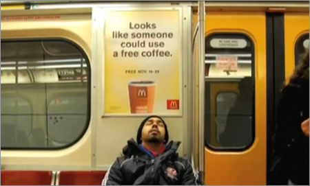 McDonald's Coffee Ad