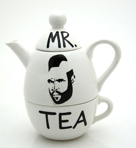 Mr. Tea Set