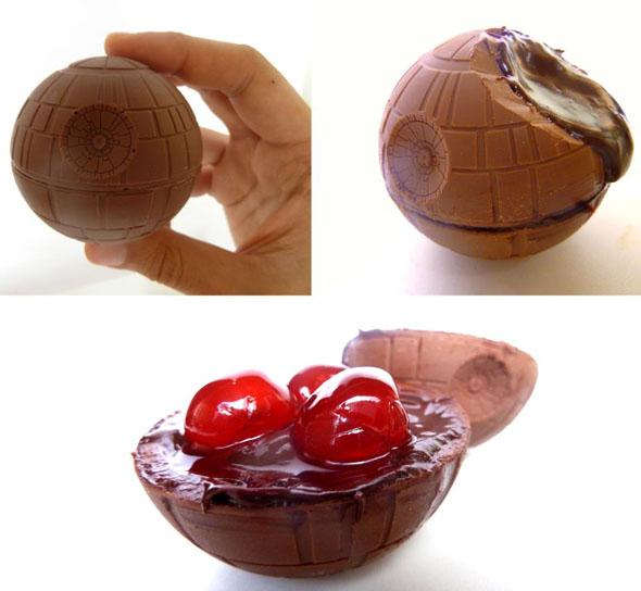 Death Star Cherry Cordial | Foodiggity