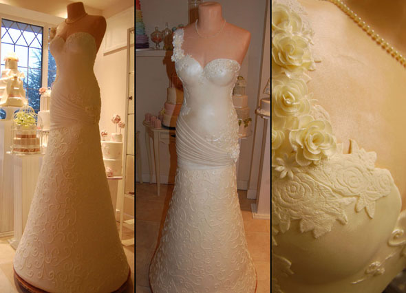 wedding-dress-cake