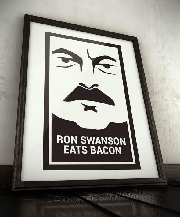 ROnSwanson_frame