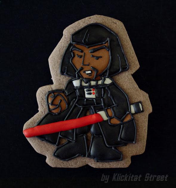 KlickitatStreet Darth Vader Klingon Quogs