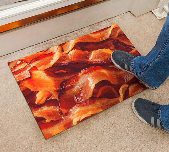 Bacon-Doormats