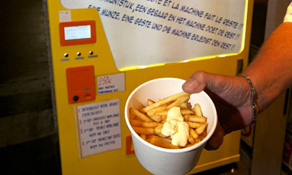 frie-machine