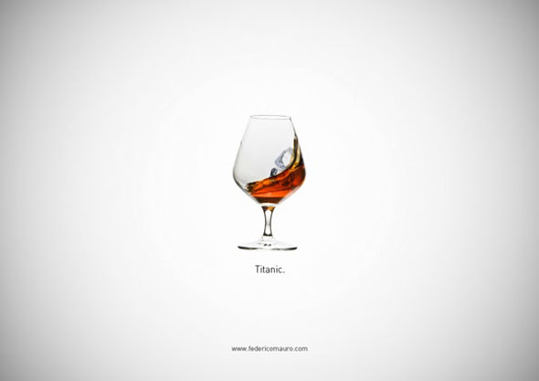 Famous Food & Drinks. Federico Mauro - DO-015