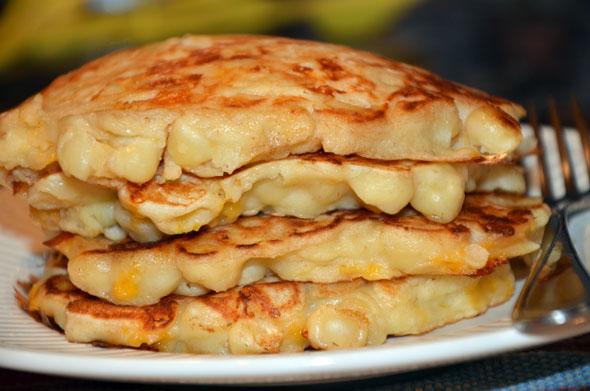 mac-n-cheese-pancakes