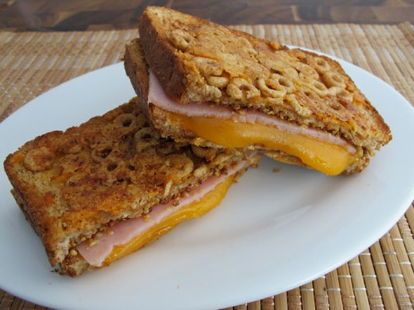 cheerios-grilled-cheese