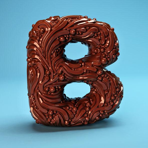 food-alphabet-B