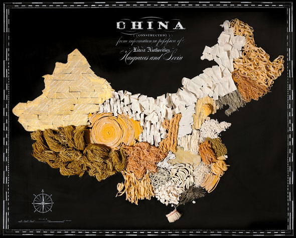 food-maps-china