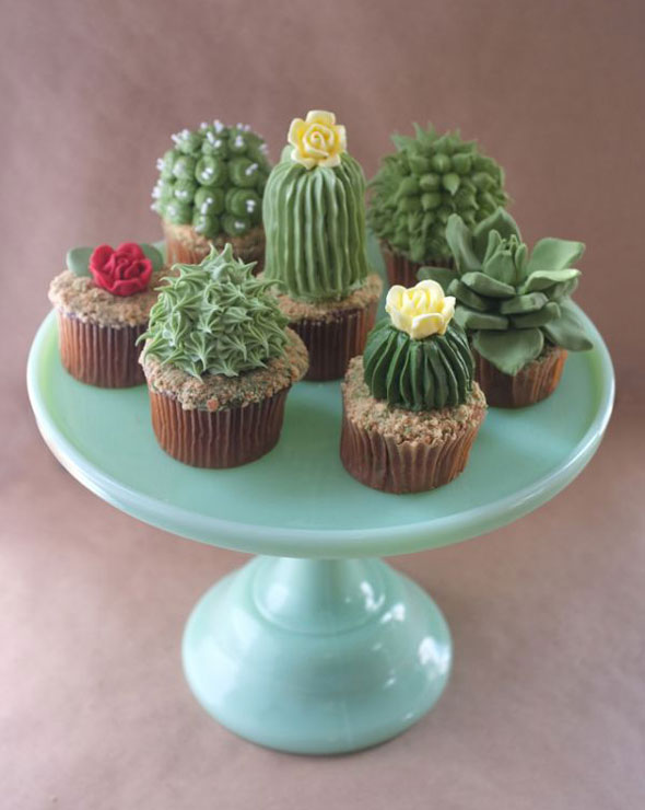 house-plant-cupcakes
