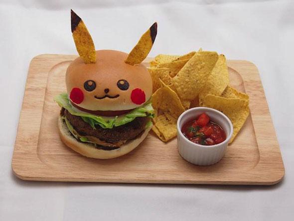 pikachu-burger