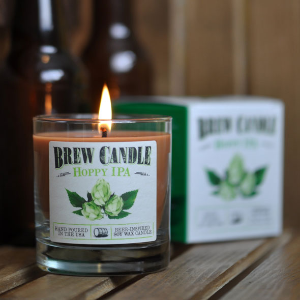 beer-candle