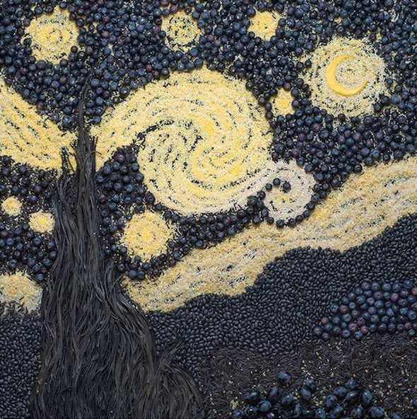Famous-Paintings-Recreated-with-Food-3
