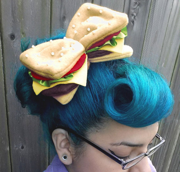 cheeseburger-bow