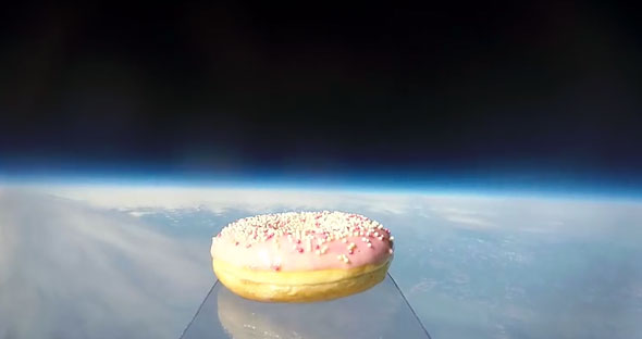 space-donut
