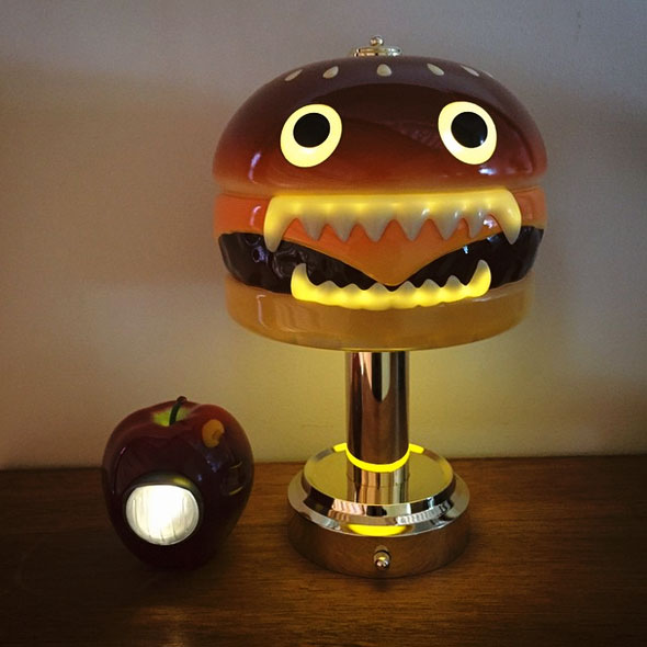 hamburger-lamp