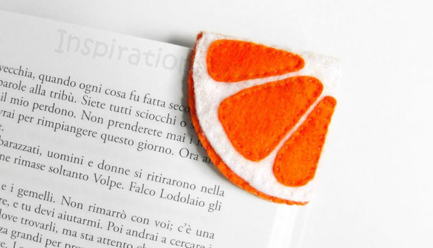 fruit-bookmark