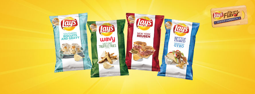 lays-flavors