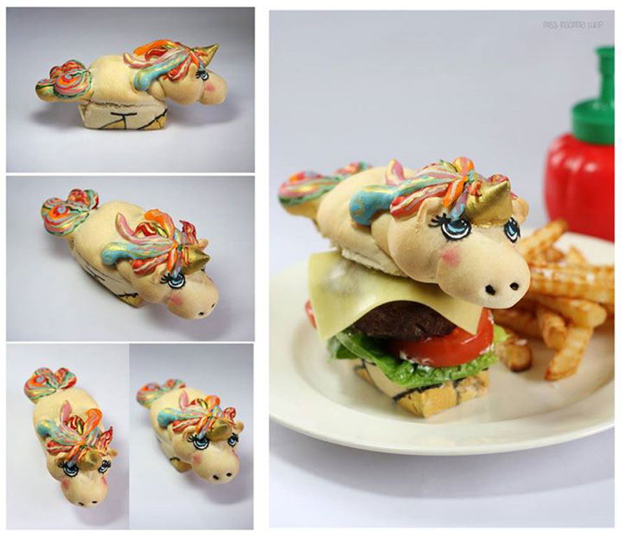 unicorn-burger-buns