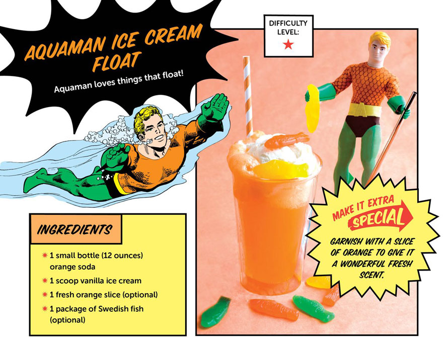aquaman-cookbook