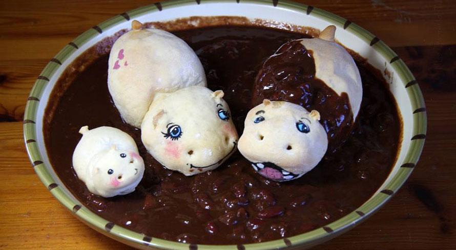 hippo-dumplings
