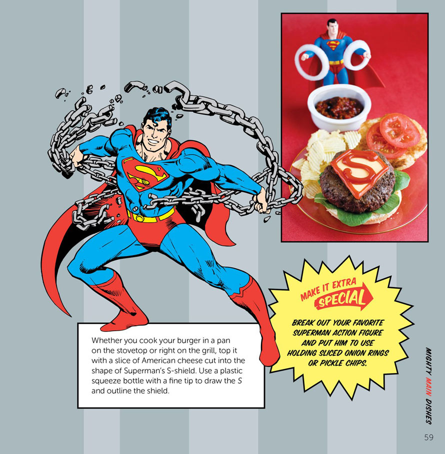 superman-cookbook