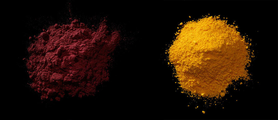yellow-red-dye