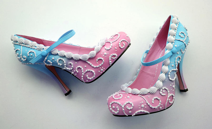 cake-shoes