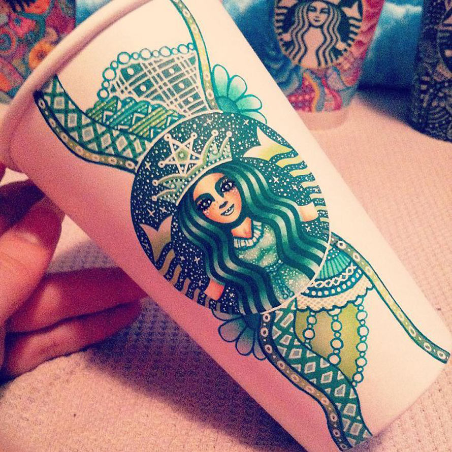 I-Turn-Starbucks-Cups-into-Art2
