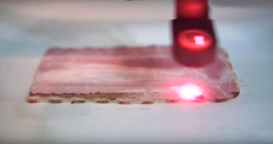 laser-bacon