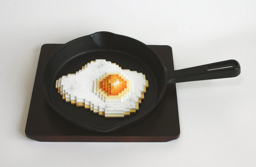pixel-food