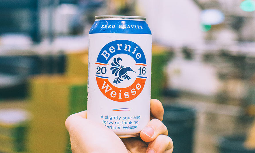 photos: Zero Gravity Beer