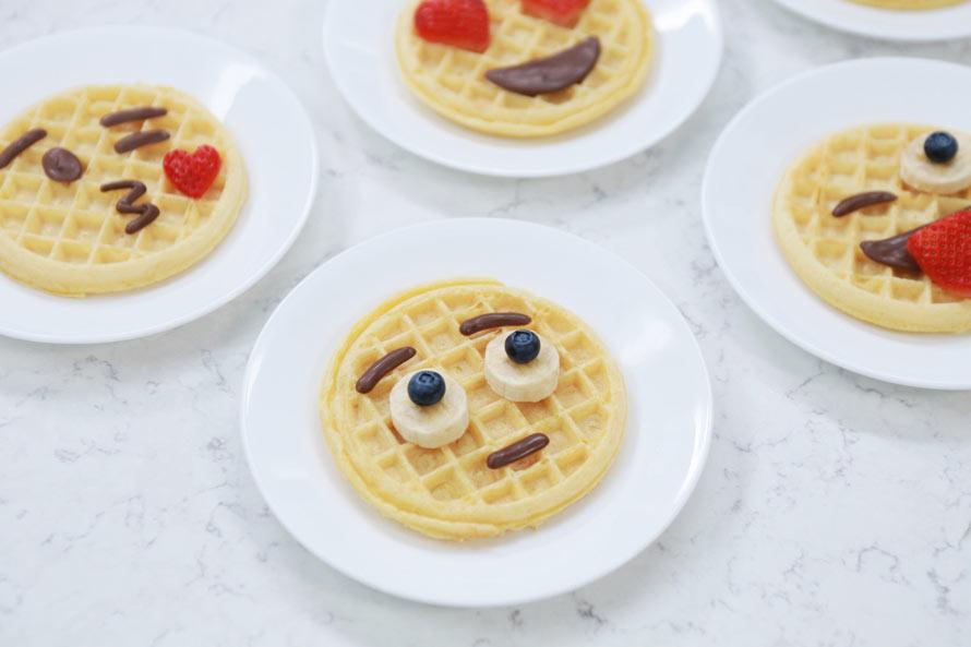 emoji-waffles