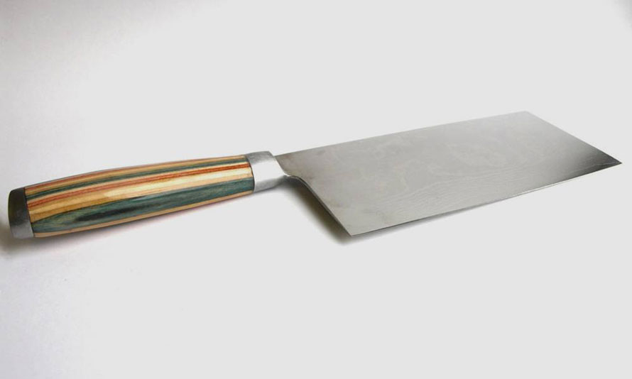 Damascus-Chopping-Knife-2