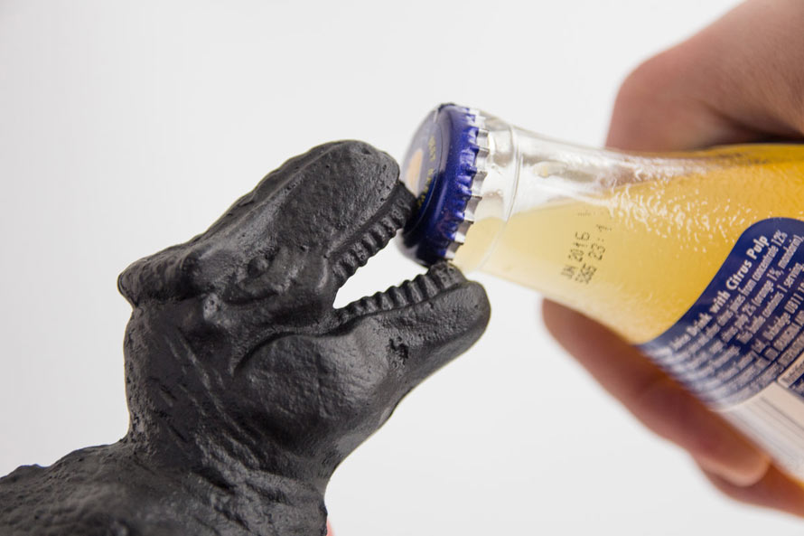 dinosaur-bottle-opener-action