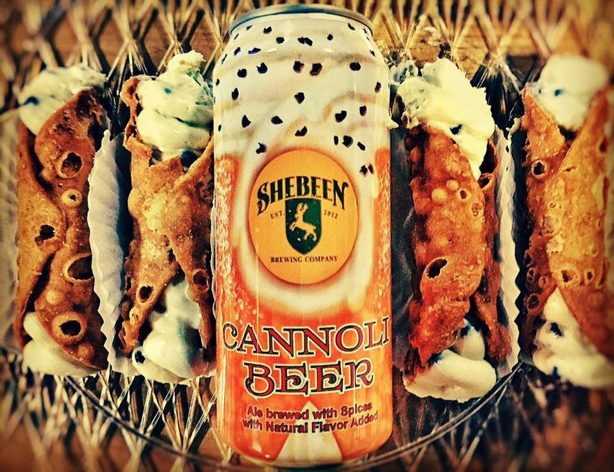 cannoli-beer