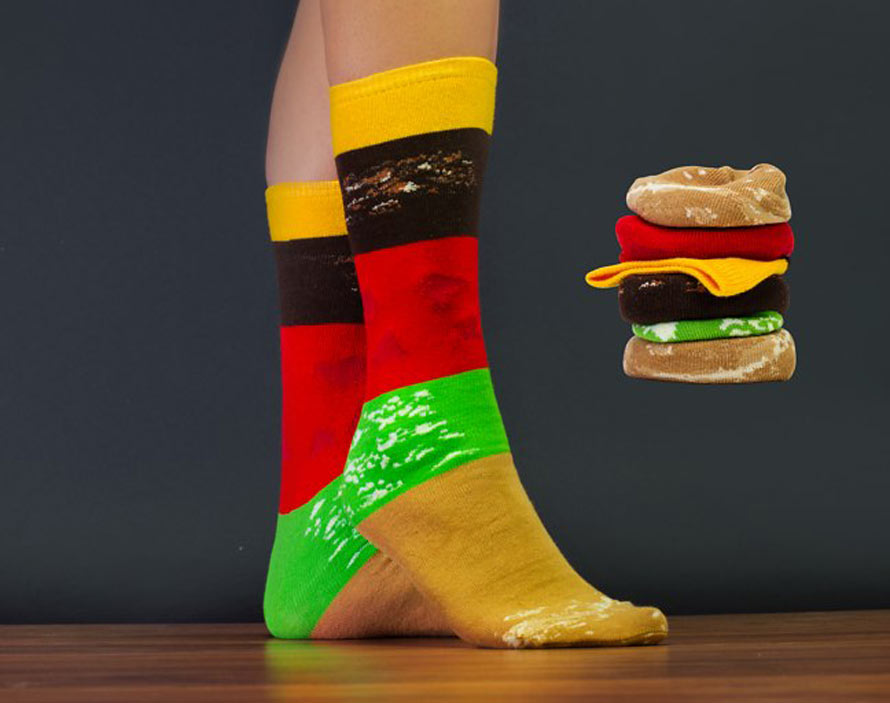fast-food-socks-burger_30701
