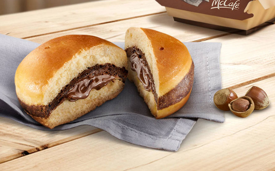 nutella-burger