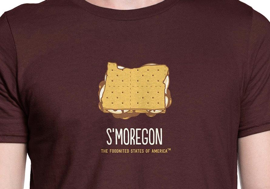 smoregon-tee