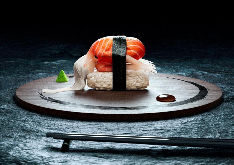 human-sushi-yoga